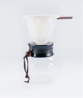 Foto de Filtro de café Gotero Hario Paño Set