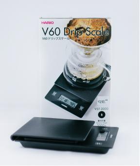 Foto de HARIO Coffee Drip balanza / temporizador